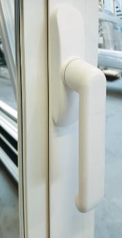 Håndtak innvendig for sidehengsler og drei_vipp vindu